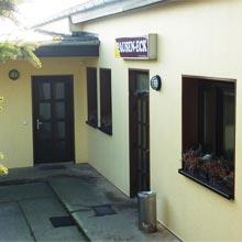 Eingangsbereich von unserem Pausen-Eck