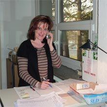 Ihre Ansprechpartnerin für telefonische Bestellannahmen